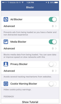 Hands On With Three iOS 9 Content Blockers 1Blocker, Blockr And Crystal - TechCrunch