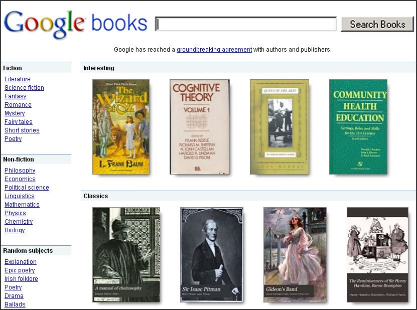 Google books did not fail it succeeded teleread news e books googlebooks what ever happened to google books stopboris Gallery