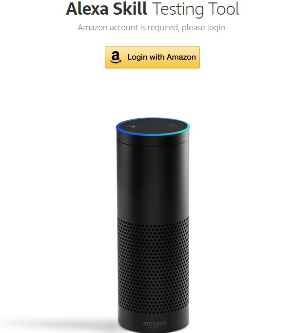 amazon s alexa browser page lets you test echo for. Black Bedroom Furniture Sets. Home Design Ideas