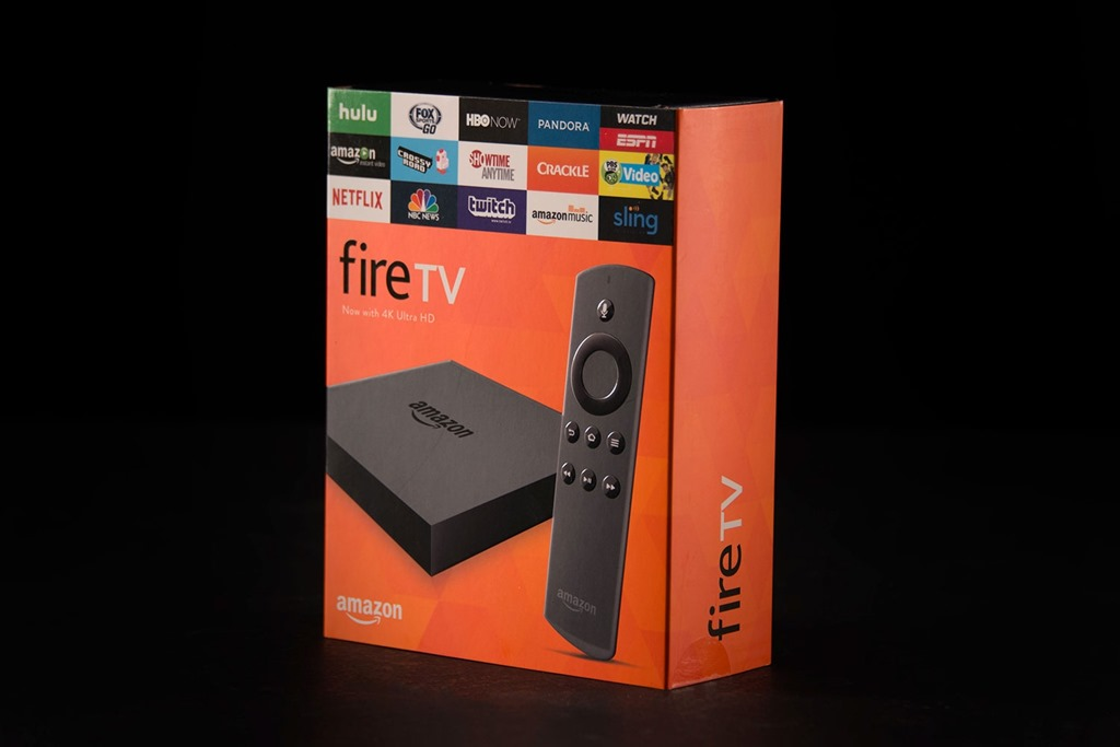 Amazons Fire Tv Will Soon Read E Books Aloud Via Alexa Teleread