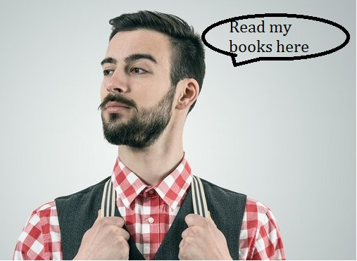 Hipster author